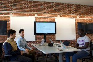 student working group--CSCI 28 Solution Design: from Ideas to Implementation (WS 2019)